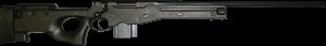 L96 snyper rifle