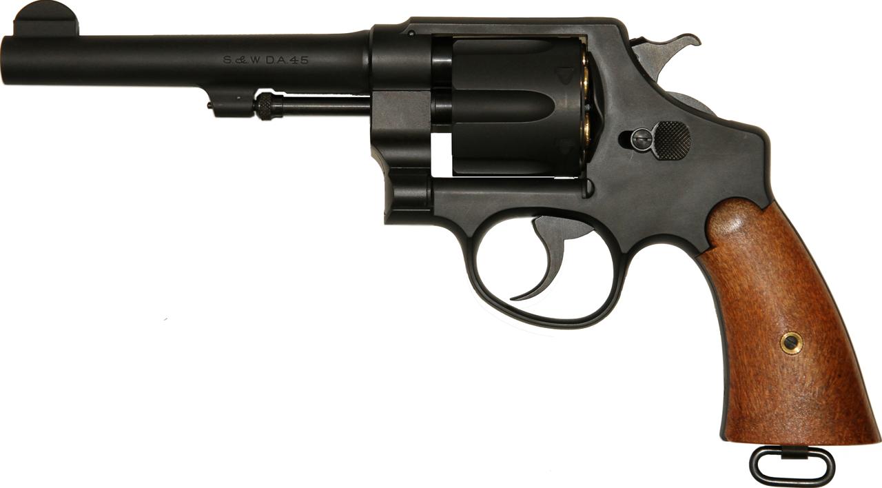 S&W M1917 .45 5.5inch U.S.ミリタリー