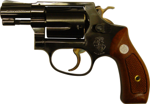 S&W M36 チーフスペシャル