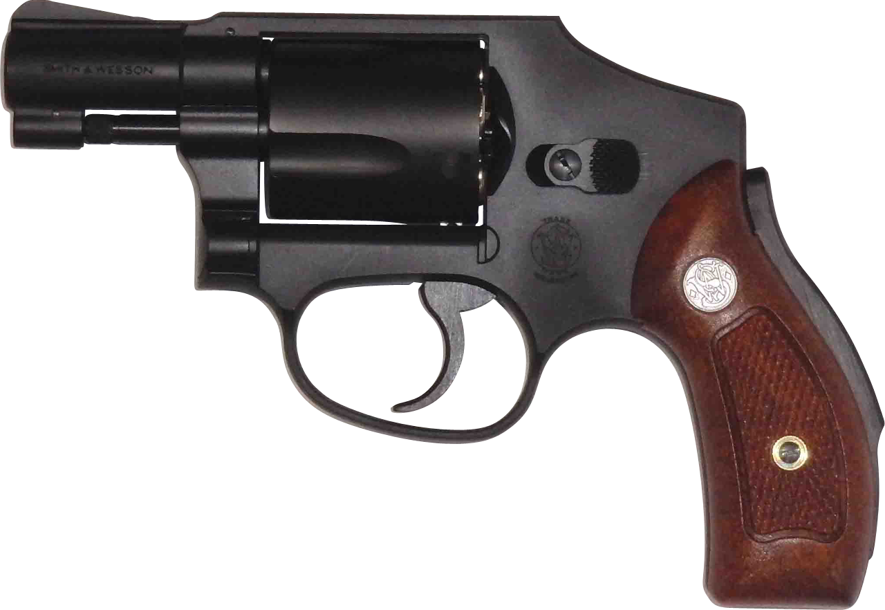 S&W M40センチニアル