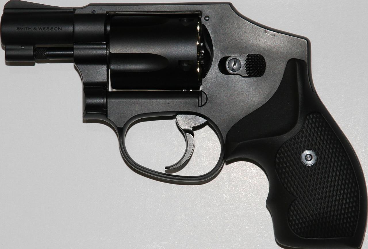 S&W M442 センチニアル