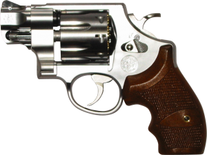 S&W M327 Performance Center R8