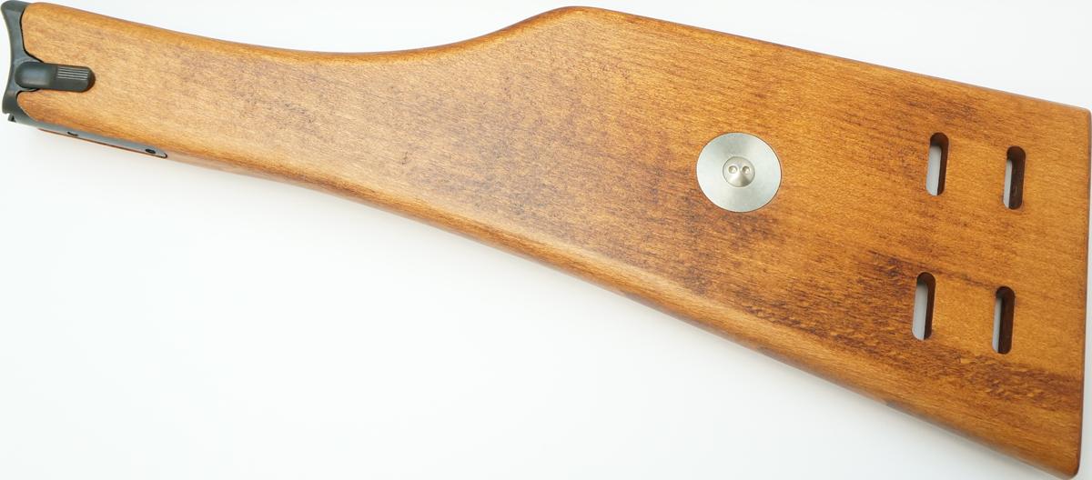 LUGER P08 木製ストック ショートタイプ