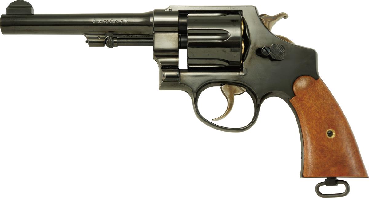 S&W M1917 .45 5.5inch