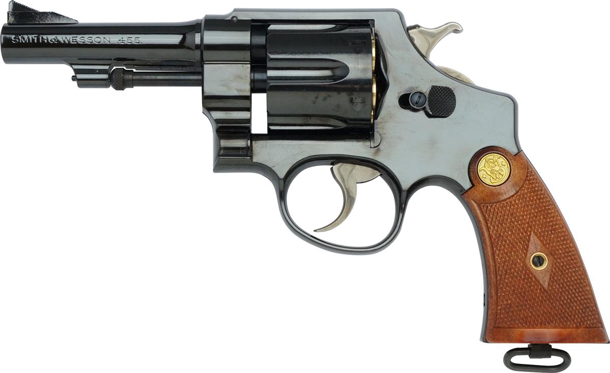 S&W M1917 .455 HE2