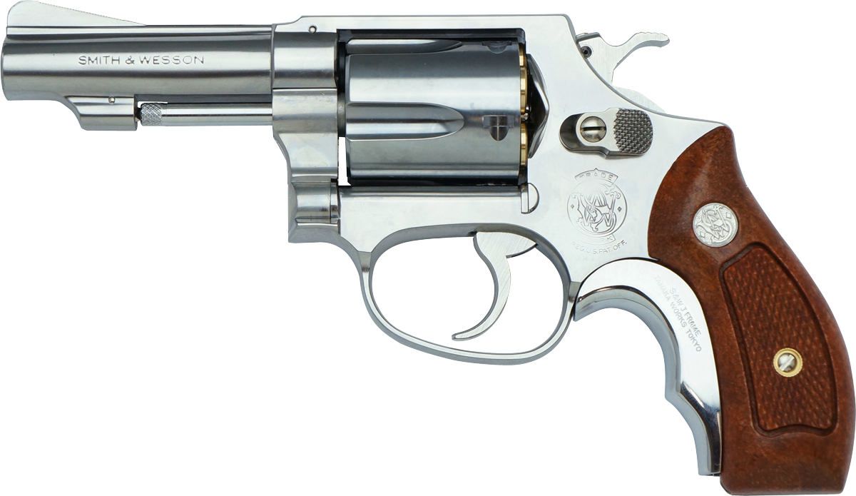 S&W M60 チーフスペシャル