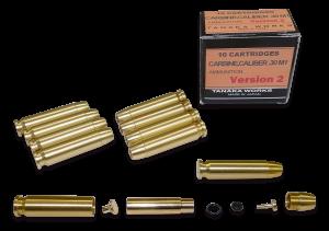 U.S. M1カービン モデルガン カートリッジVer.2  10発セット