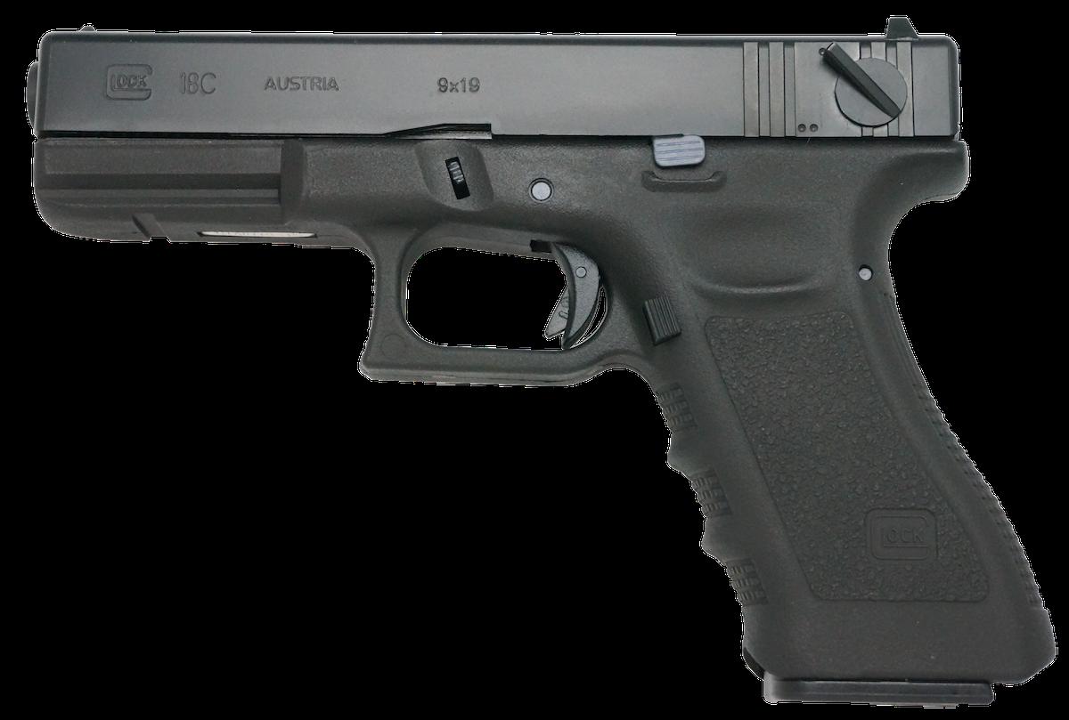 Glock18C 3rd Generation  Evolution2  Frame HW (モデルガン)