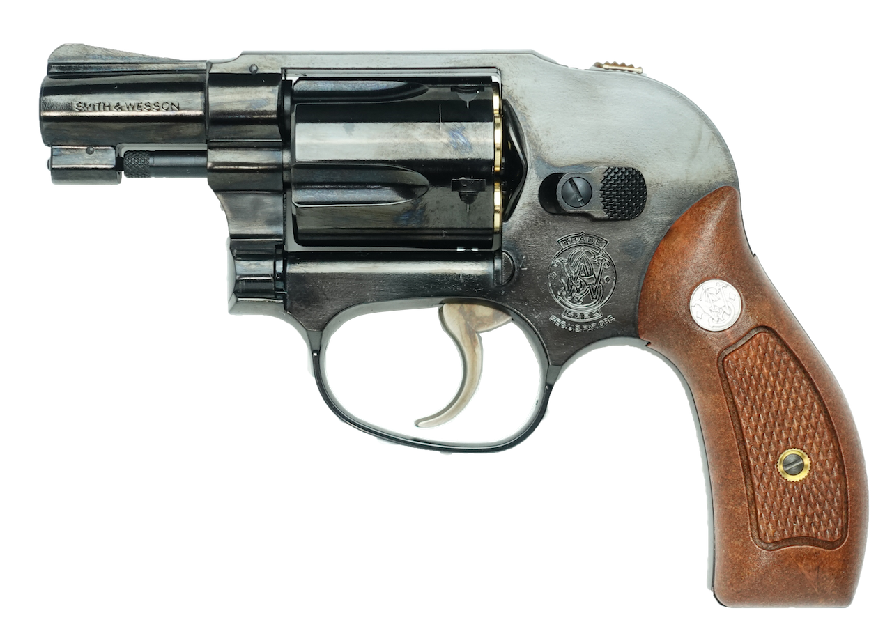 S&W M49 Bodyguard スチールジュピター Ver.2 (モデルガン)