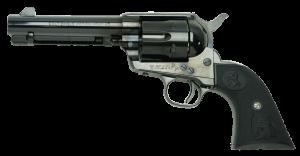 Colt S.A.A.45 4-3/4inch Civilian(2nd) デタッチャブル・シリンダー スチール・フィニッシュ (ガスガン)