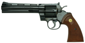 "Colt Python .357Magnum 6inch ""R-model""  スチールフィニッシュ"