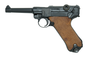 "Luger P08 4inch HW  ""1918 Erfurt"" version"