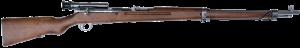 九七式狙撃銃 グレースチールフィニッシュ