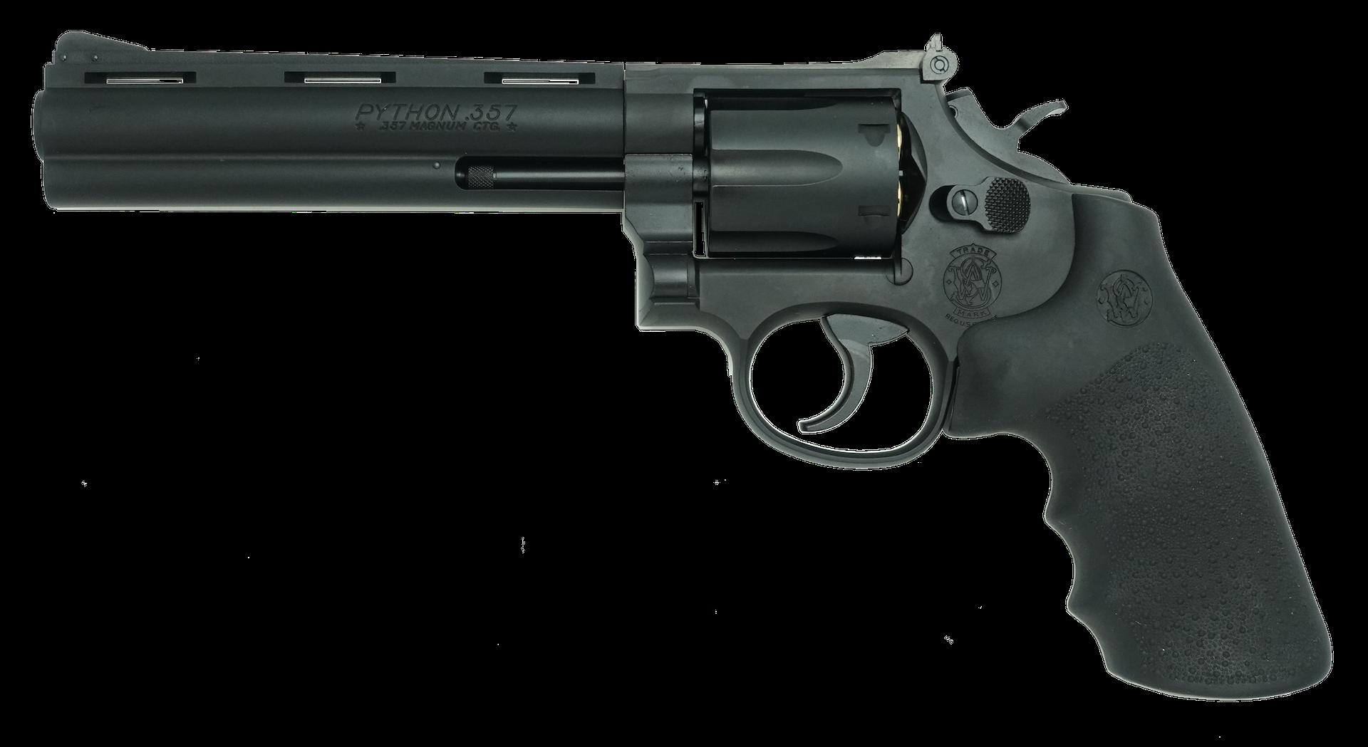 Smolt Revolver 6inch HW Ver.3