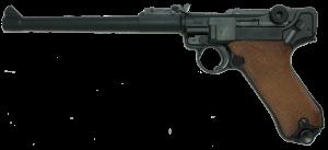 "Luger P08 8inch HW  ""1914 Erfurt"" version"