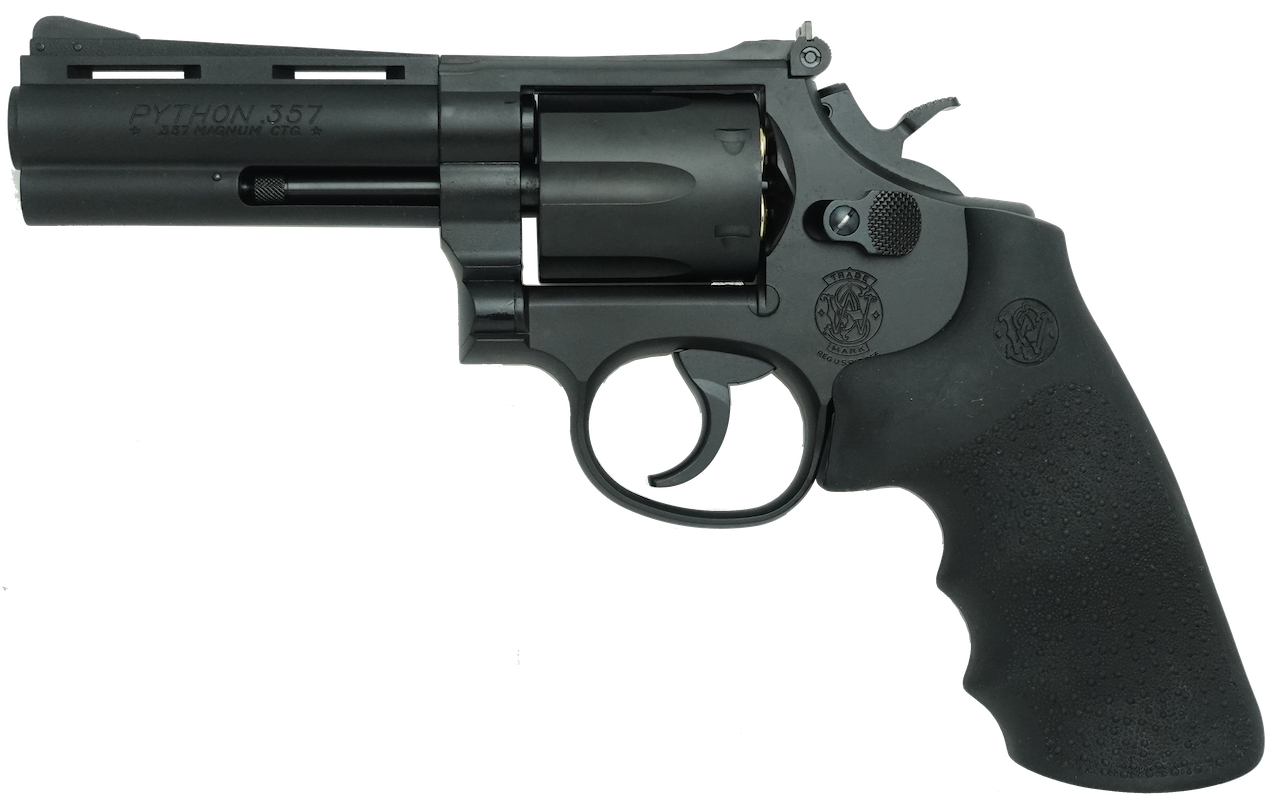 Smolt Revolver 4inch HW Ver.3