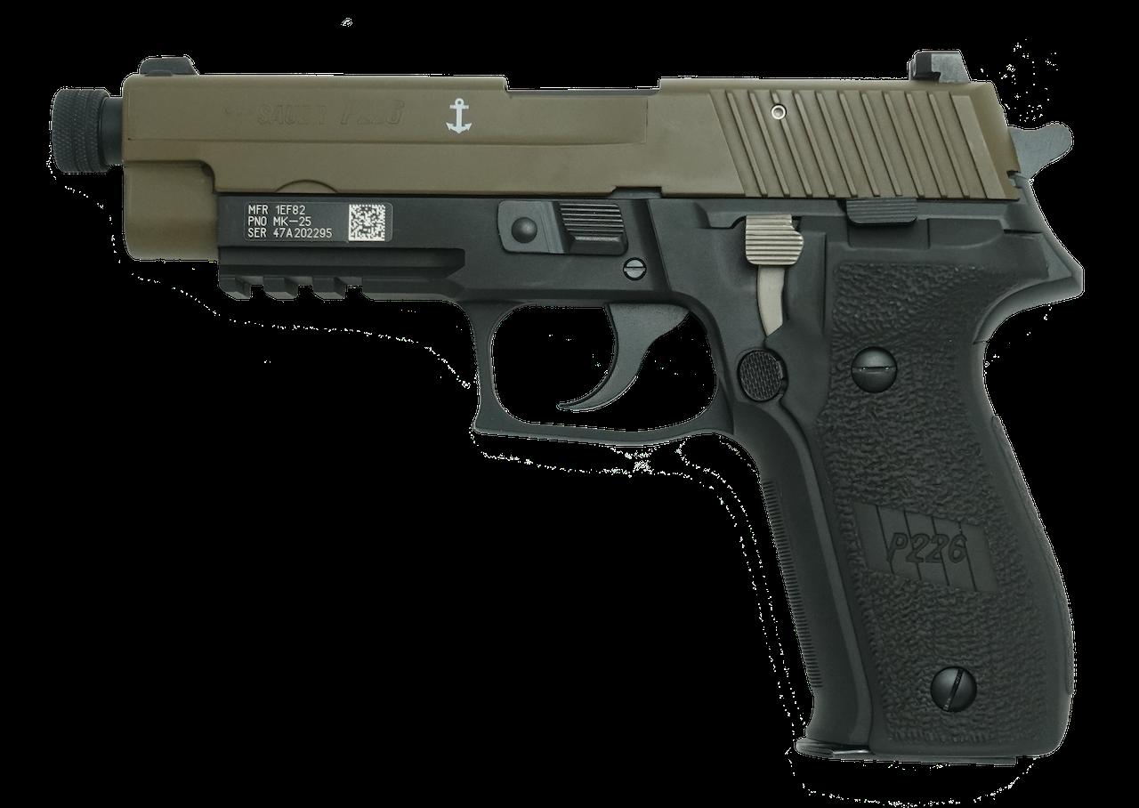 SIG P226 Mk25-TB  Twotone  EVO2 frame HW
