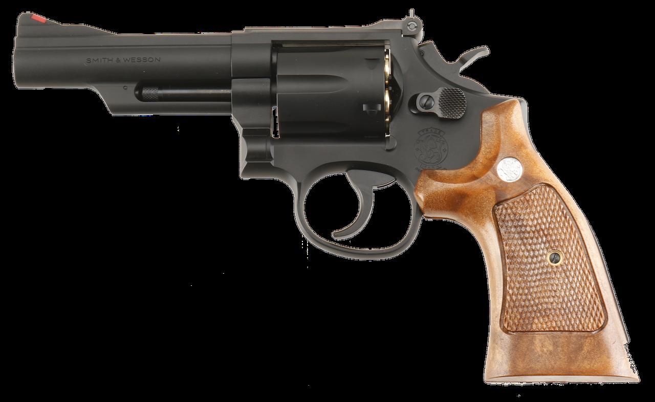 S&W M19 4inch Combat magnum HW Ver.3