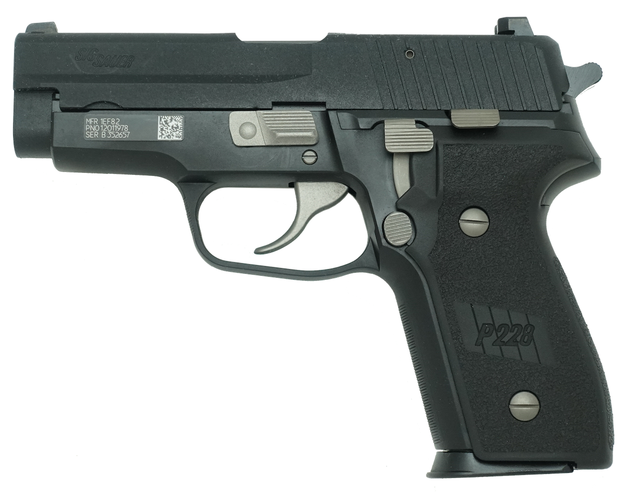SIG P228 M11 EVO2 frame HW